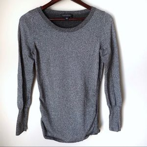 Banana Republic Medium Metallic Sweater